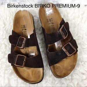 BIRKO Premium Original Birkenstock Fussbett -L9M7